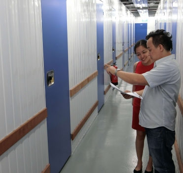 CONSIDER A SPECIALISED SELF STORAGE SITE