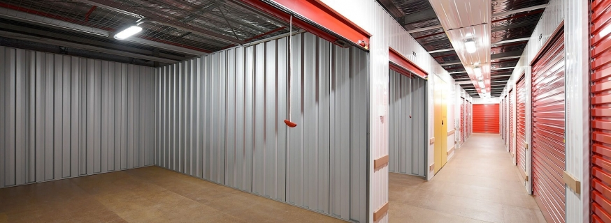 Keeping Self Storage Clean and Neat