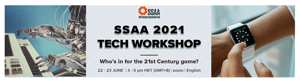 Highlights of the SSAA Tech Workshop 2021 Sponsored by Steel Storage