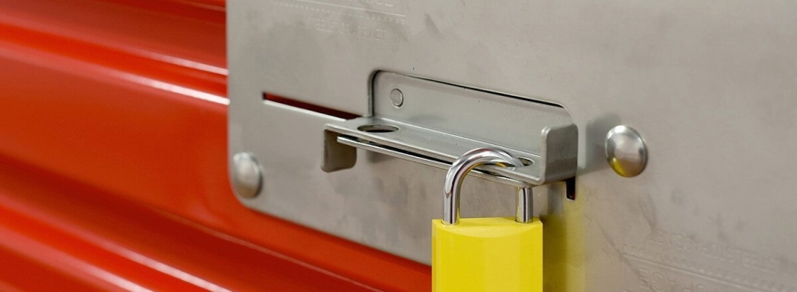 YOUR CUSTOMERS WANT SPACE THAT IS SAFE AND SECURE