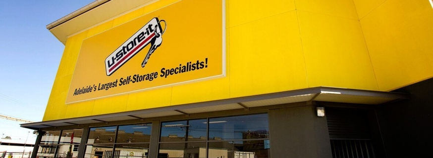 Position is Profit in Self Storage